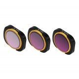 ND-PL Pack 3 Lens Filters pro Osmo Pocket 1/2