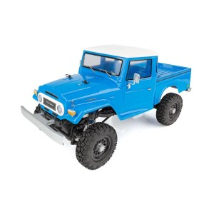 CR12 Toyota FJ45 Pick-Up, RTR, modrá karoserie