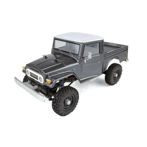 CR12 Toyota FJ45 Pick-Up, RTR, šedá karoserie